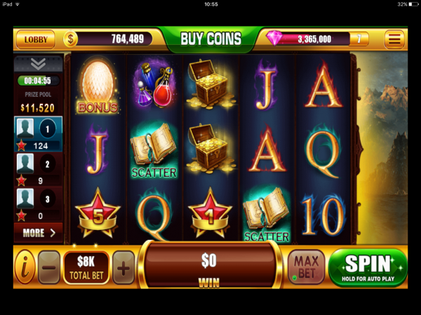 slot machine deluxe app cheat