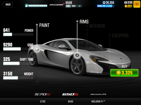 CSR Racing 2 complete vehicle list: How to get every car