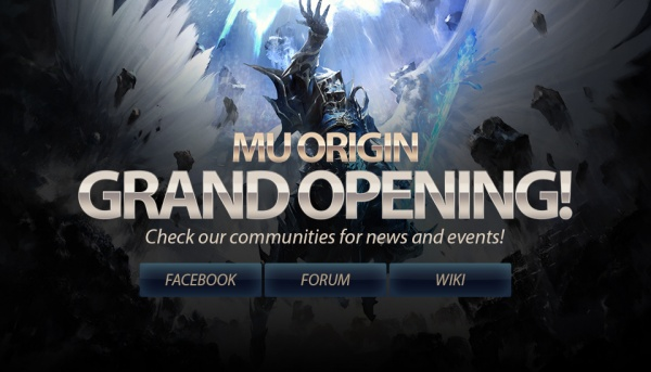 Webzen launches 3D MMORPG MU Origin on iOS and Android | 148Apps
