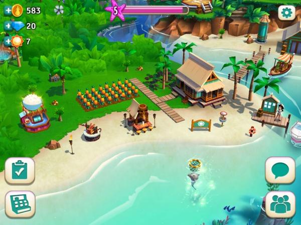 скачать игру Farmville Tropic Escape - фото 8