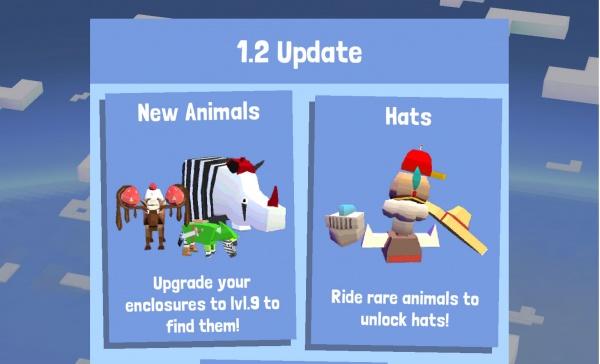 rodeo stampede new update