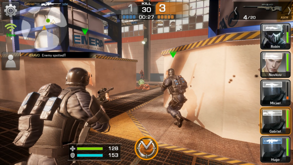 Q&A: A-33 Studio explains why Combat Squad is different from other mobile FPS games