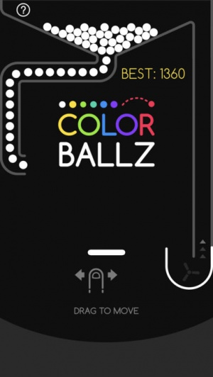 Color Ballz guide - how to bounce to the top of the leader boards