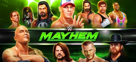 WWE Mayhem guide - beginner tips and tricks