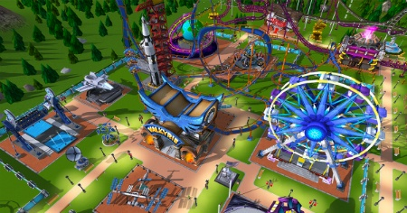 Rollercoaster Tycoon Touch Guide | 148Apps