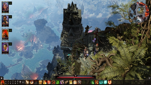 The best mobile games like Divinity: Original Sin 2 | 148Apps