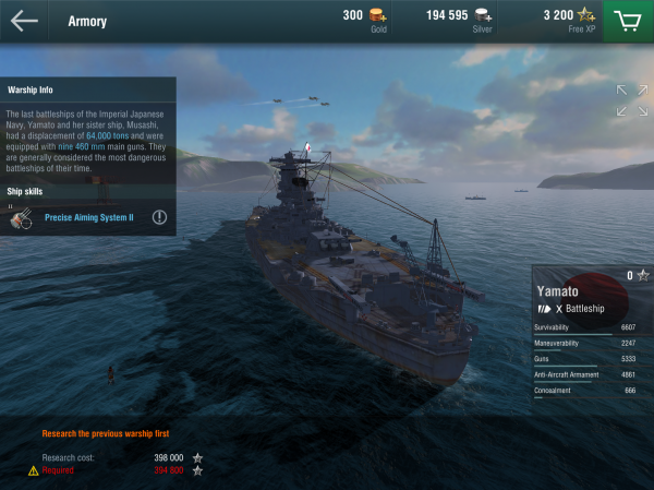 Here are the best ships at everything in World of Warships