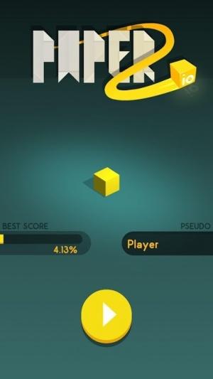 Paper.io 2 guide screenshot - The game's opening screen