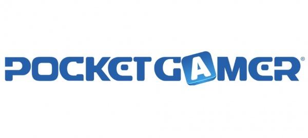 Pocket Gamer Logo