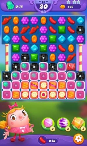 Candy Crush Friends Saga guide screenshot - Making some matches