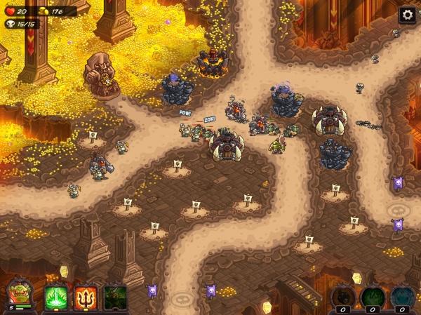 Kingdom Rush Vengeance review