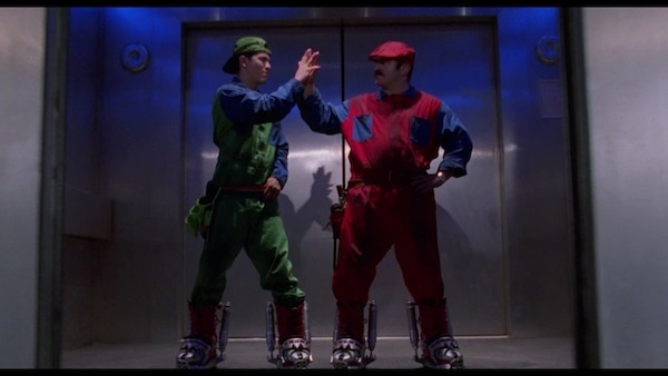 Super Mario Bros movie screenshot