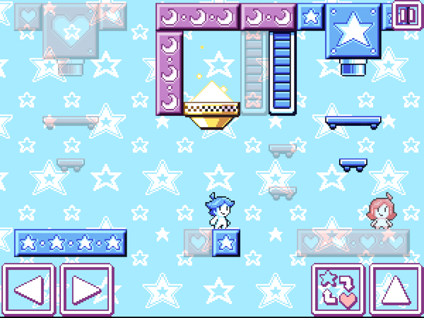 Heart Star best Valentine's Day games screenshot