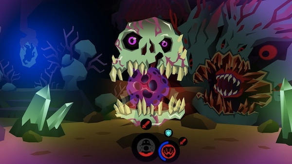 Severed iOS screenshot