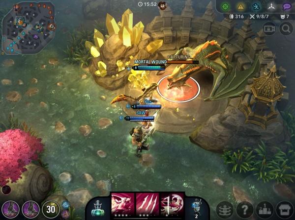 Vainglory 5v5 screenshot 2