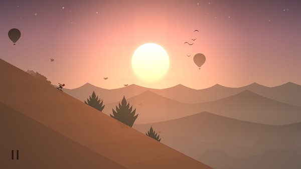 Alto's Odyssey games of the week