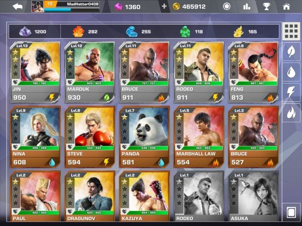 How To Unlock More Fighters In Tekken Without Spending Big 148apps