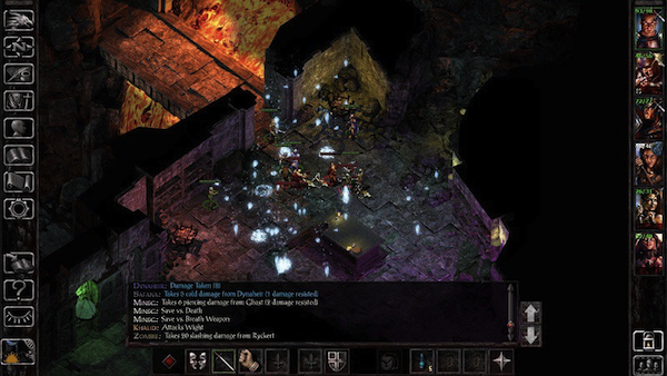 Siege of Dragonspear Beamdog interview screenshot