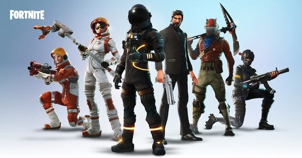 Fortnite screenshot - How the battle royale genre took over the world