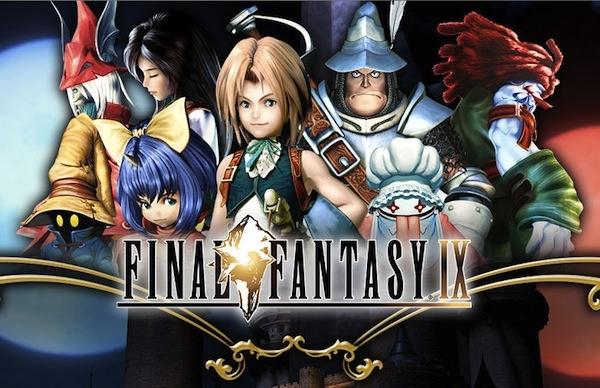 Final Fantasy IX heroes