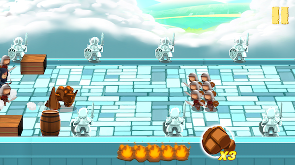 Golem Rage the best game for iOS 12th April