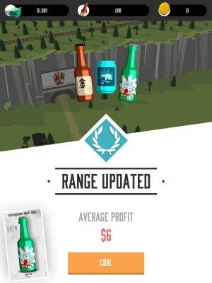 Brew Town iOS review screenshot 2