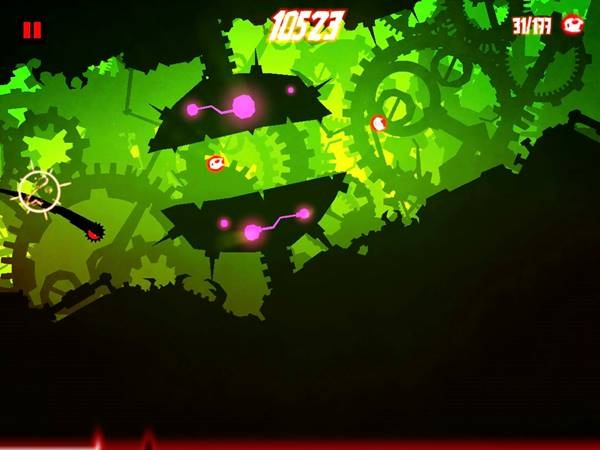 Odium to the Core iOS review screenshot 1