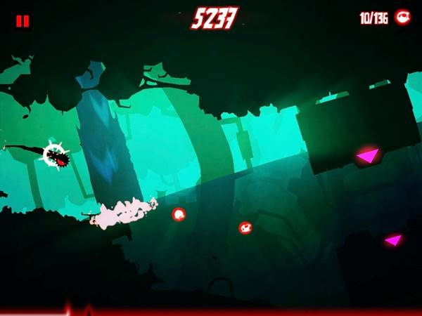 Odium to the Core iOS review screenshot 2