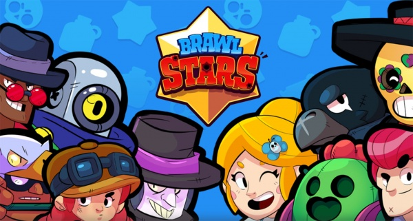 Brawl Stars artwork