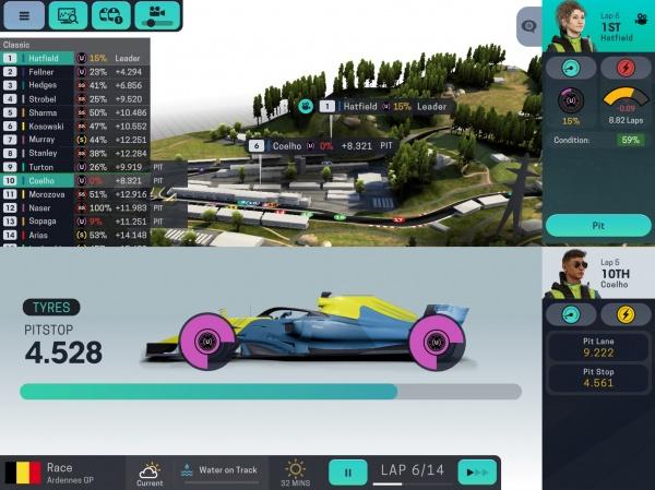 Motorsport Manager Mobile 3telecharger gratuit sans verification humaine