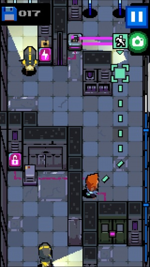 Sneak Ops iOS review screenshot - Working through the levels