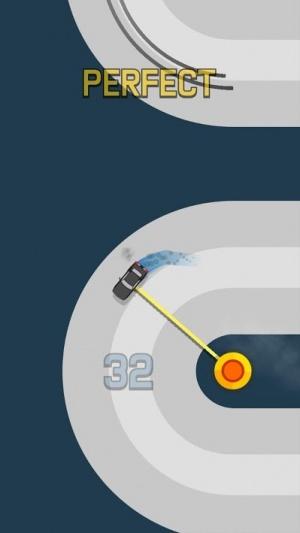 Sling Drift Android screenshot - A perfect drift