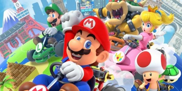Mario Kart Tour is adding Super Mario Galaxy's Rosalina