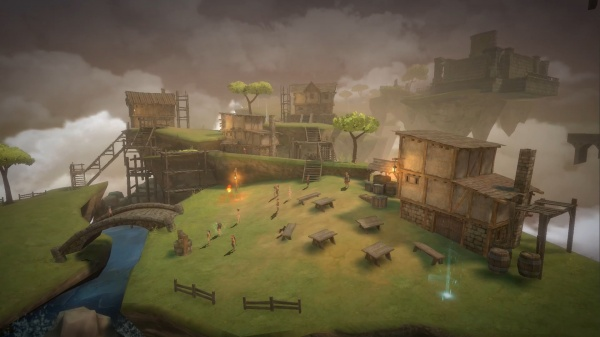 Upcoming mobile MMO TeeTINY Online's second closed beta test has now begun