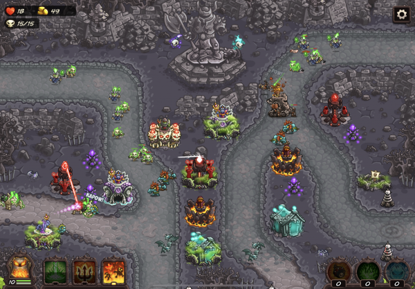 Kingdom Rush Vengeance Update Guide 3 - What you need to know about the Halloween Update