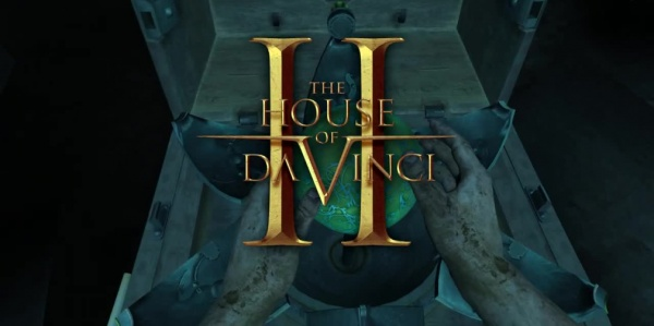 The House of Da Vinci 2 gets a new gameplay trailer