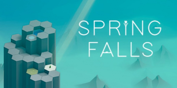 Gorgeous and tranquil puzzler Spring Falls has now launched for iOS