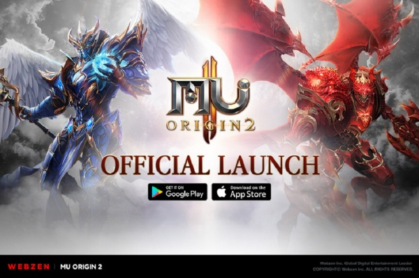 MU Origin 2, Webzen's highly anticipated MMORPG, is out now