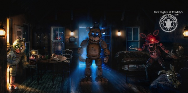 Five Nights at Freddy's AR: Special Delivery opens for pre-registration