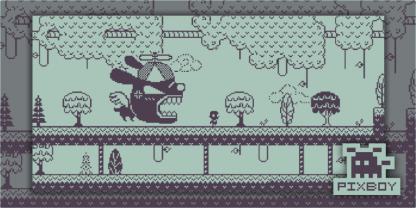 Pixboy, the hit retro-themed platformer, finds its way to iOS and Android