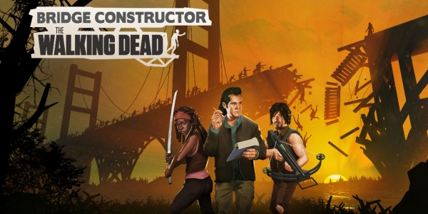Bridge Constructor: The Walking Dead is available now for iOS and Android