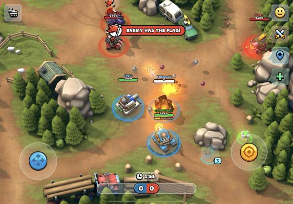 Pico Tanks review