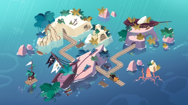 Down in Bermuda's latest update improves controls and adds an all-new island