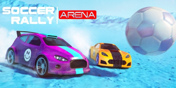 Soccer Rally: Arena, a 3v3 car-based football game, soft-launches for iOS and Android
