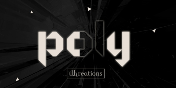 Poly is an endless runner for iOS where you control the environment instead of the character