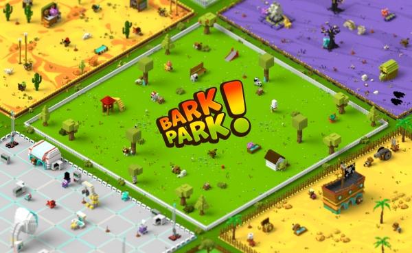 Bark Park is a joyfully silly multiplayer game where you'll play as a power-hungry dog